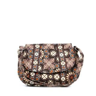 Vera Bradley 'Saddle Up' Canyon Shoulder Bag