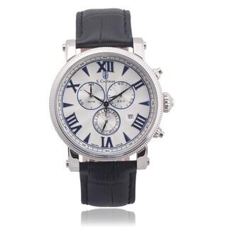 S. Coifman by Invicta Men's SC0296 Quartz Chronograph Watch