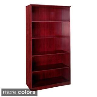 Mayline Napoli Series 5-Shelf Bookcase