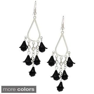 Bleek2Sheek Vine-ology Chandelier Honeybell Crystal Earrings
