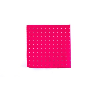 Southern Gents 'Polka Rouge' Red Polka-dot Pocket Square