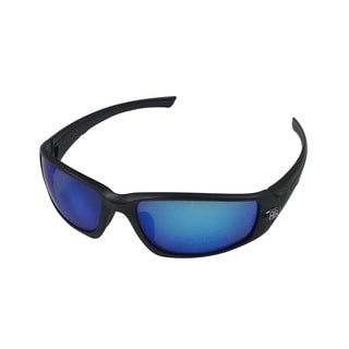 Be the Ball Men's 1000P Polarized Series Matte Black Sport Frame Sunglasses