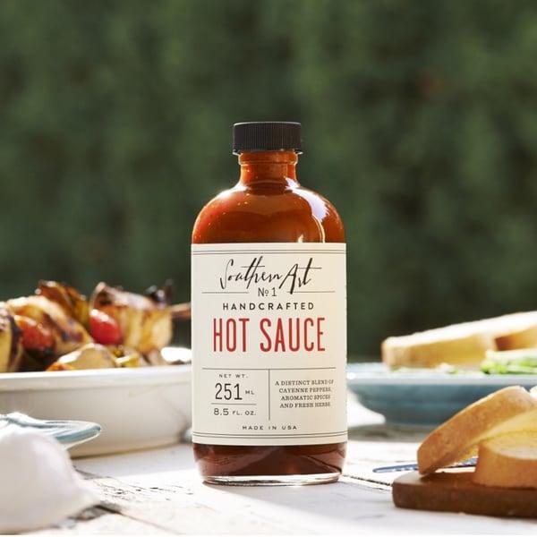 Southern Art Award-winning Original Hot Sauce (Pack of 2) 13846787