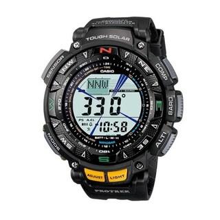 Casio Men's PRG-240-1 Pro Trek Black Watch