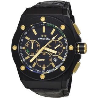 TW Steel Men's CE4017 CEO Tech Black Watch