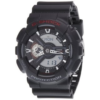 Casio Men's GA110-1A G-Shock Black Watch