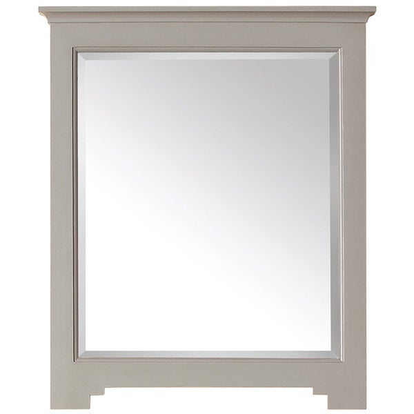Avanity French Grey Newport 28-inch Mirror