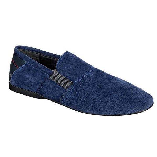 J's Awake Men's 'Daniel-34' Comfort Slip-on Loafers