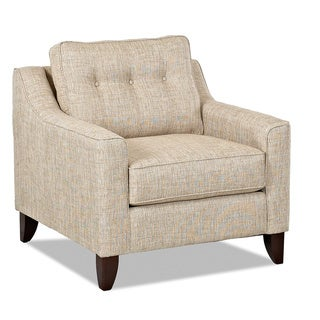 Made to Order Purelife Beige Anderson Arm Chair