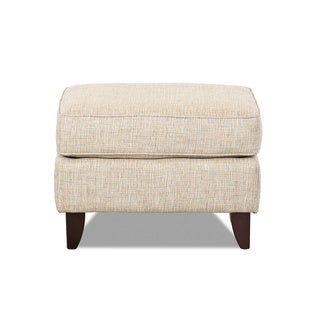 Made to Order Purelife Anderson Off-white Ottoman