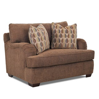 Made to Order Purelife Chatham Contemporary Brown Chair