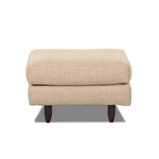 Made to Order Purelife Weaton Taupe Ottoman