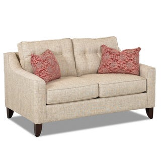 Made to Order Purelife Anderson Beige Loveseat