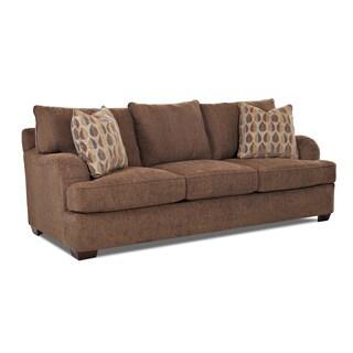 Made to Order Purelife Chatham Brown Sofa