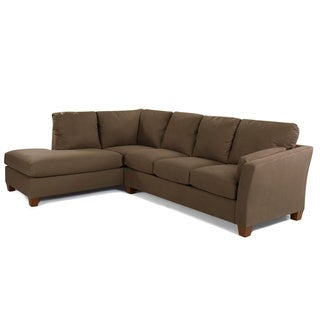 Made to Order Purelife Drake Right Arm Sofa Sectional with Chaise