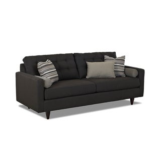 Made to Order Purelife Weaton Charcoal Sofa