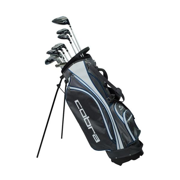 Wilson Men S Tour Rx  Piece Complete Golf Set Reviews