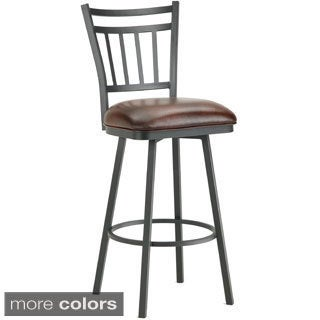 Emma Swivel Counter Stool
