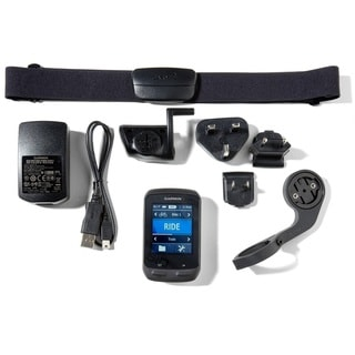 Garmin Edge 510 GPS Bike Computer Bundle