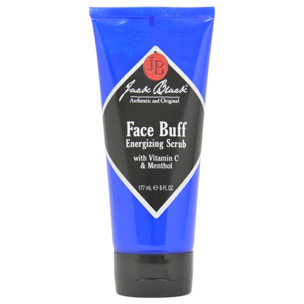 Jack Black Face Buff Energizing 6-ounce Scrub