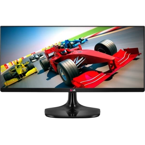 "LG 25UM55-P 25"" LED LCD Monitor - 21:9 - 5 ms"