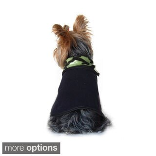 Dog Sweater Fleece Coat Pet Clothes Apparel Shirt wool warm