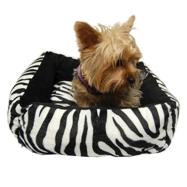 Insten New Cotton Pet Dog Soft Fleece Warm Bed Puppy House Nest with Plush Mat Pad