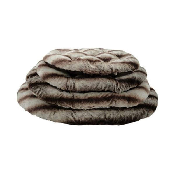 Insten Ultra Soft faux fur Bed Cushion Pet House For Dog Puppy Comfortable