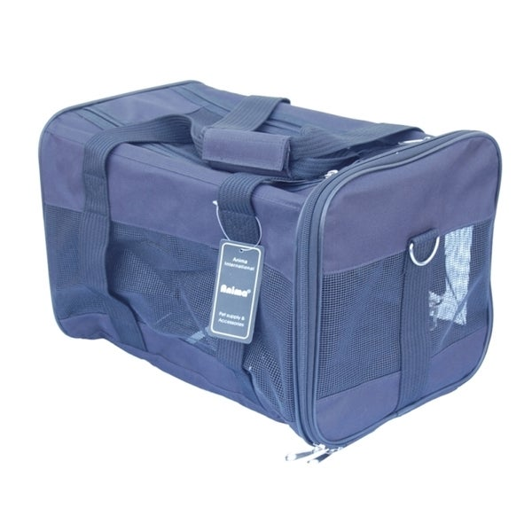 Insten Color Soft Portable Dog Pet Puppy Travel House Kennel Tote Crate Carrier Bag