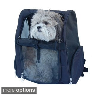 Insten Backpack carrier for dogs puppy carry travel pet holder