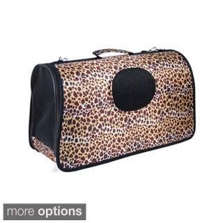 Pet Crate Carrier Soft Sided Dog Comfort Travel Tote Bag Shoulder Bag