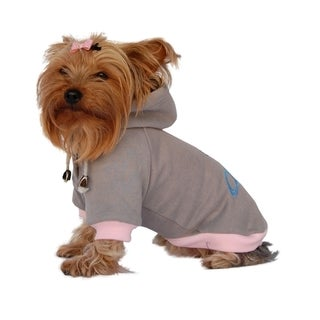 Pet Puppy Dog Clothes Cotton Knit Sweatshirt Hoodie Apparel