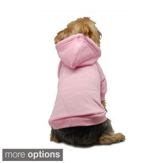 Insten Dog Pink Sweatshirt