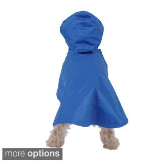 All Weather Casual Windbreaker hooded Jacket coat for Dogs pet puppy