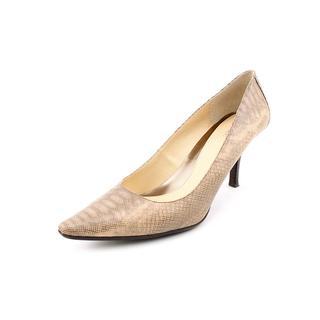 Calvin Klein Women's 'Dolly' Animal Print Dress Shoes (Size 7.5 )