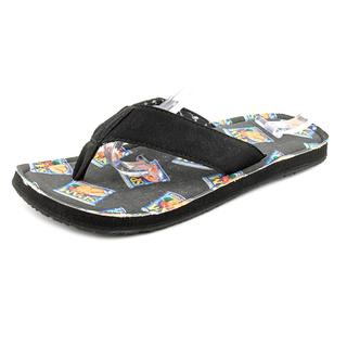 Sanuk Men's 'Root Spam' Synthetic Sandals (Size 7 )