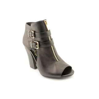 Jessica Simpson Women's 'Maizy' Leather Boots (Size 8.5 )