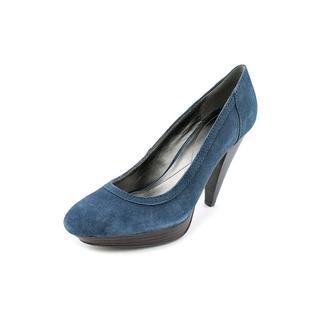 Calvin Klein Jeans Women's 'Paris' Regular Suede Dress Shoes (Size 10 )