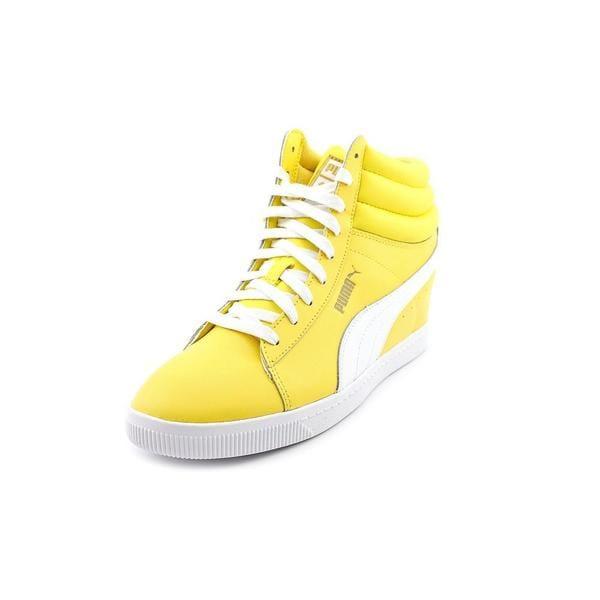 Puma Women's 'Classic Wedge' Leather Athletic Shoe (Size 11 )