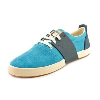 Puma Men's 'El Ace 3 Mixed' Regular Suede Athletic Shoe (Size 10.5 )
