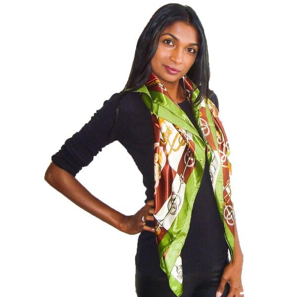 European Style Square Fashion Scarf 13853915