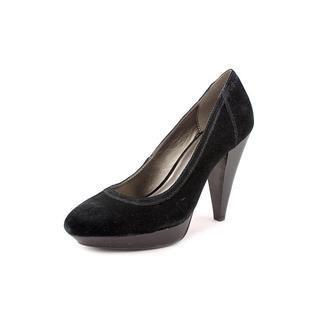 Calvin Klein Jeans Women's 'Paris' Regular Suede Dress Shoes (Size 9 )
