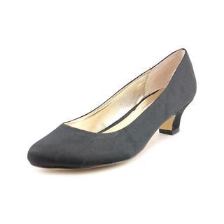 Steve Madden Girl (Youth) 'Ulltra' Satin Dress Shoes (Size 5 )