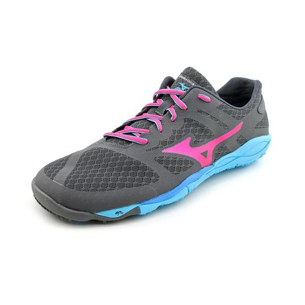 Mizuno Women's 'Wave Evo Ferus' Mesh Athletic Shoe - Wide (Size 10.5 )