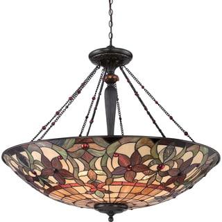 Quoizel Kami 8-light Vintage Bronze Pendant