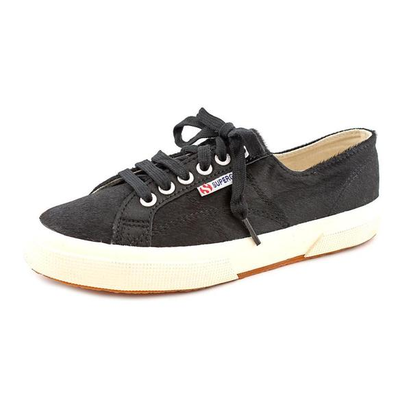 Superga Women's 'Pony Hair' Hair Calf Athletic Shoe