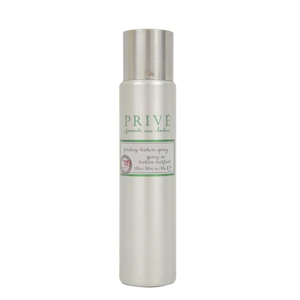 Prive Herbal Blend 89 Finishing 3.4-ounce Texture Spray