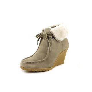 White Mountain Women's 'Ingle' Regular Suede Boots (Size 11 )