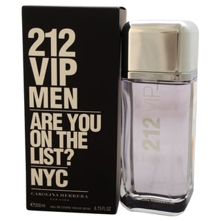 Carolina Herrera 212 VIP Men's 6.75-ounce Eau de Toilette Spray