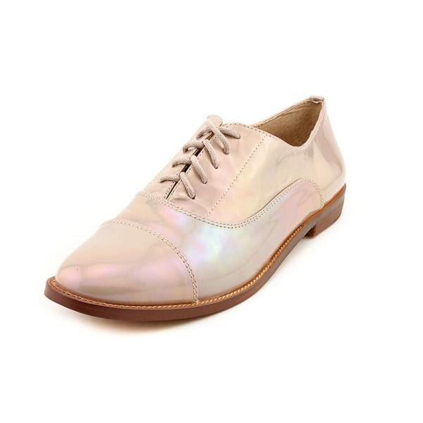 New styles women fashion brand leather flat shoes